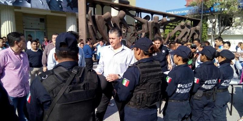 Presume Leyva operativo especial vacacional en el violento Chilpancingo
