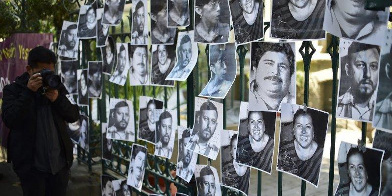 Graves desapariciones en Veracruz, alerta ONU-DH