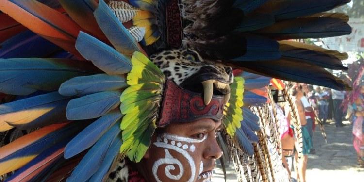 Cuauhtémoc, símbolo de resistencia. Foto: Sergio Ferrer