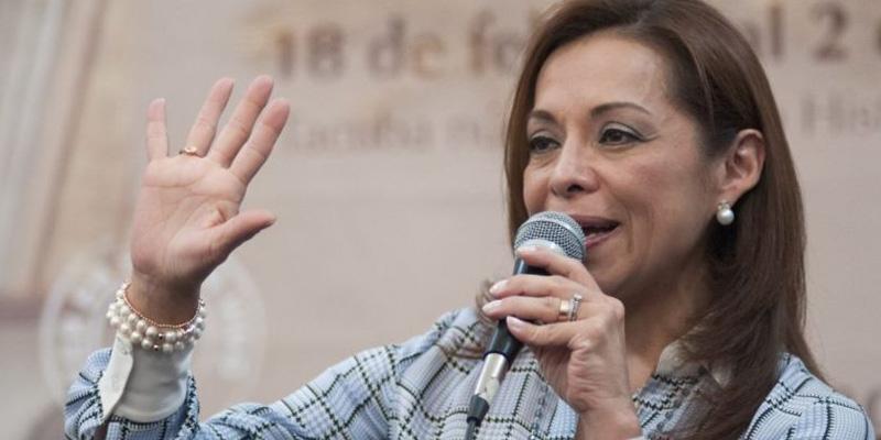 Partido local denuncia a Vázquez Mota por desvío de recursos