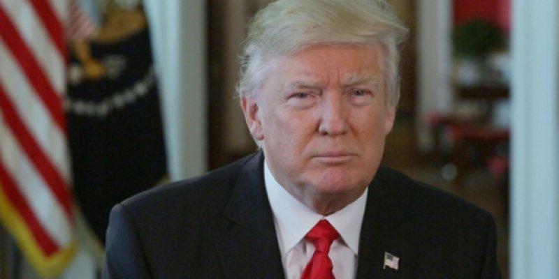 Ataque a Siria se definió en el postre: Trump
