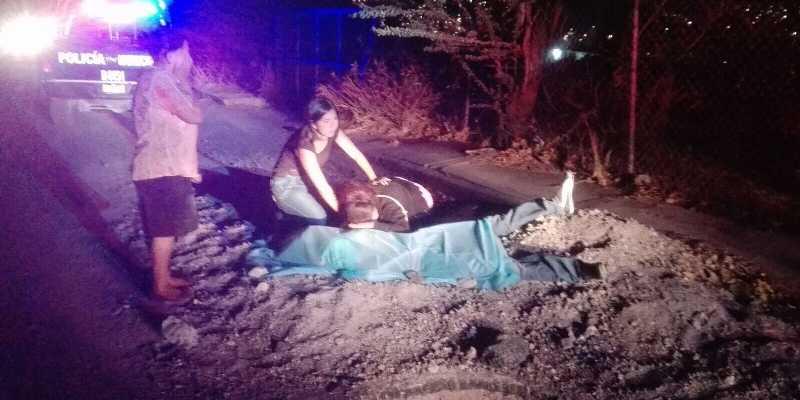 Chilpancingo: muere motociclista por descuido de Capach