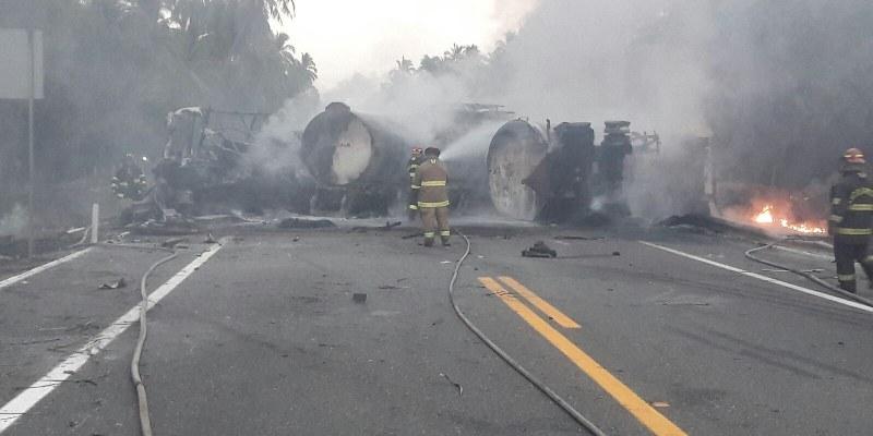 Conductor de autobús provocó accidente en la Siglo XXI, según peritaje