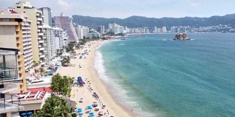 Hoteles de Acapulco, sin luz por 12 horas en plena Semana Santa