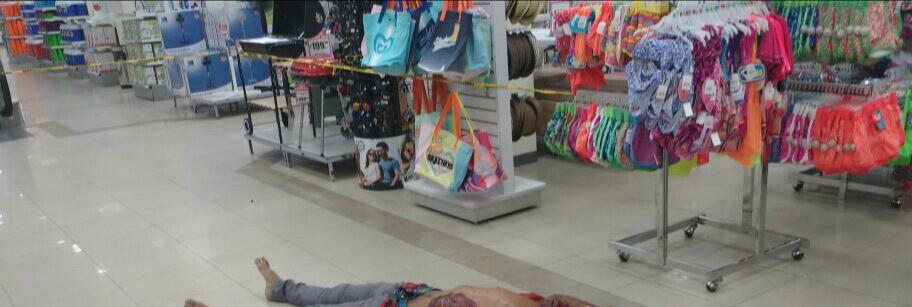 Ejecutan a hombre dentro de tienda departamental en Acapulco