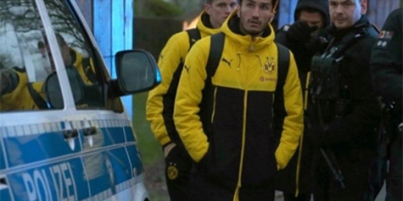 Detienen a sospechoso vinculado con el atentado de Dortmund