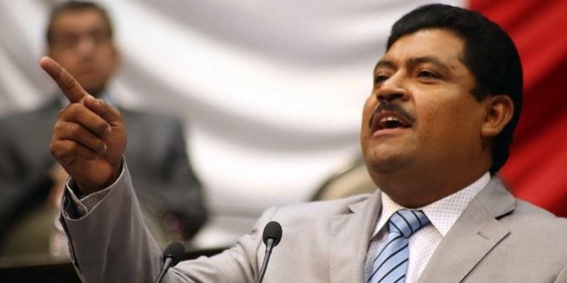 "Guerrero: nadie busca a exdiputado ""levantado"" hace dos días"