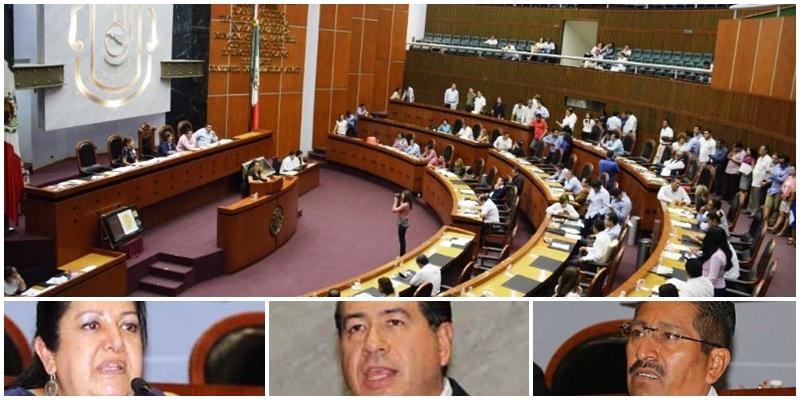 Fuera Olea de la Fiscalía de Guerrero, reclama el Congreso