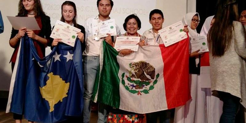 Gana equipo guerrerense medalla de plata en Olimpiada Internacional: Uagro
