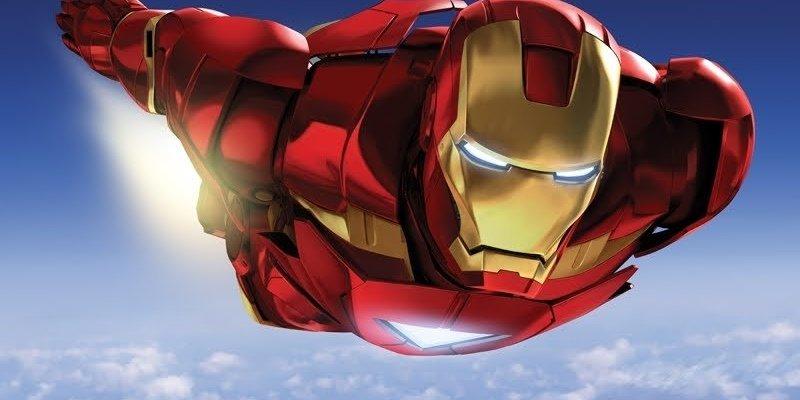 Un traje que te permite volar al estilo Iron Man