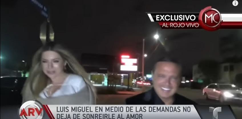 Captan a Luis Miguel con posible nuevo romance 1