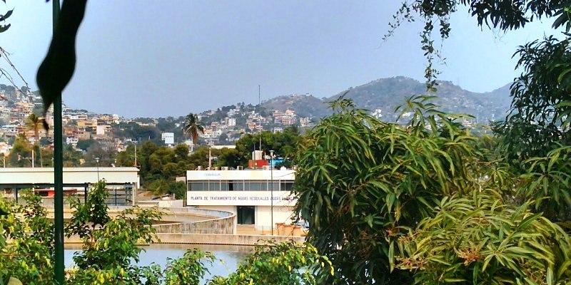 Riesgo de epidemia en Acapulco, por tratadora de aguas negras