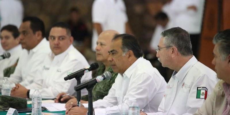 Guerrero, preparado ante fenómenos naturales: gobernador
