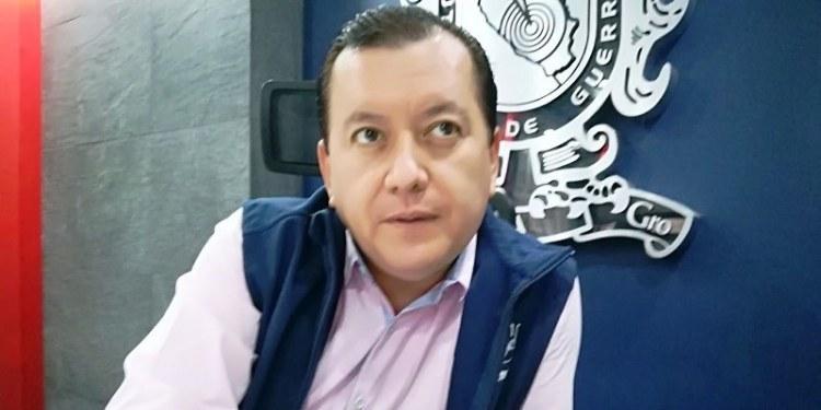 Javier Saldaña Almazán, rector de la UAG