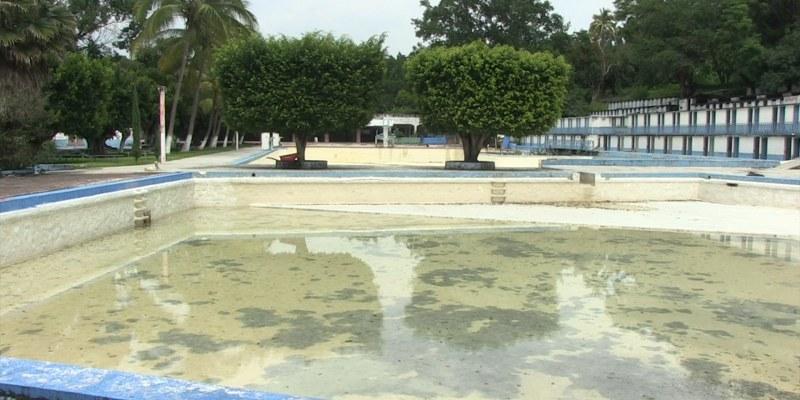 Buscan evitar que balnearios de Morelos cierren