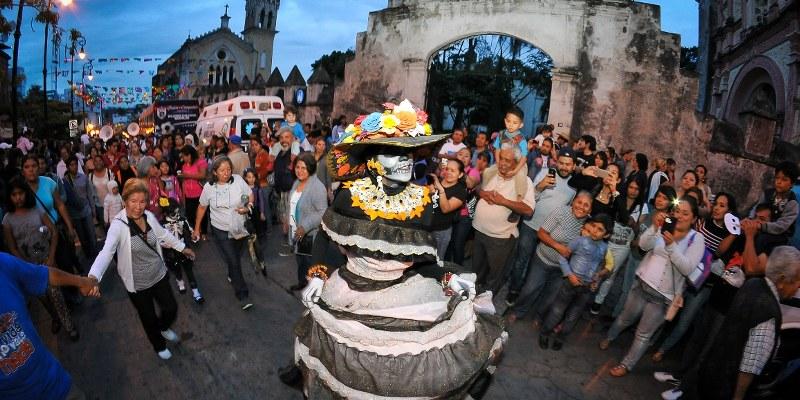 Inicia este miércoles el tradicional Festival Miquixtli en Cuernavaca