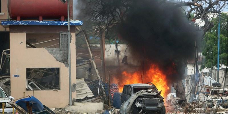 Fuerte explosión cerca de Mogadiscio