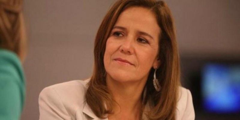 Reparte Margarita Zavala módulos para obtener firmas