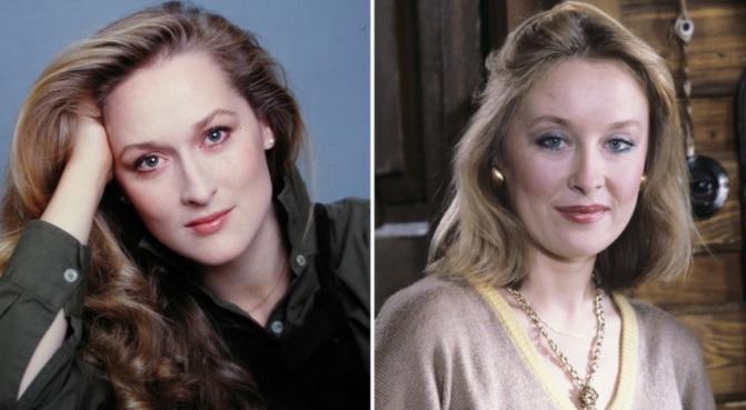 Meryl Streep y Larisa Udovichenko