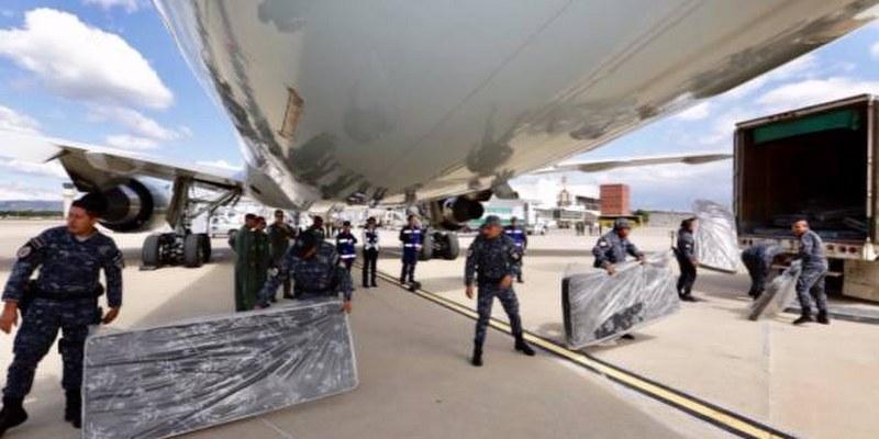 Damnificados por sismo en Chiapas reciben ayuda de Brasil
