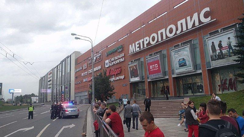 Más de 250 mil evacuados por falsas amenazas de bomba en Moscú