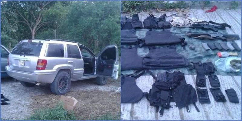 Grupo armado ataca a policías en pueblo de Chilpancingo