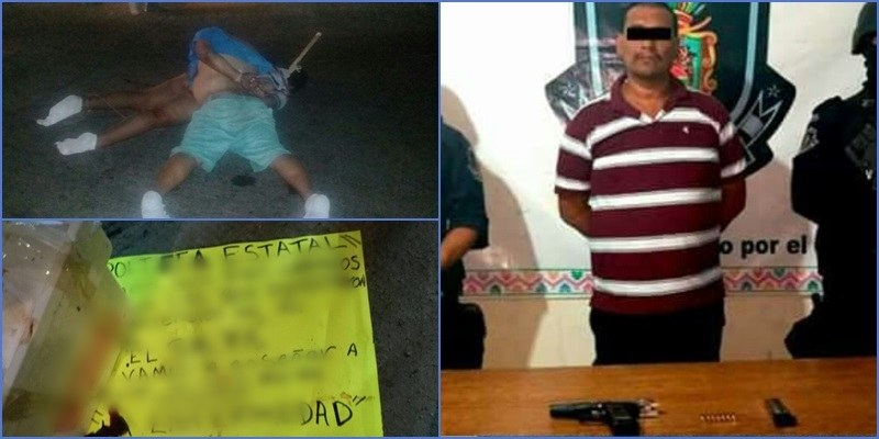 Muertos en Acapulco por detención de líder criminal