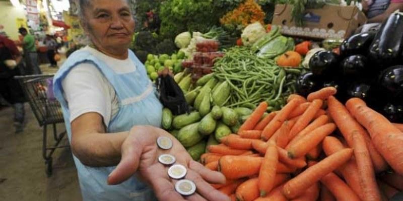 Presiona la CNDH para que se incremente salario mínimo