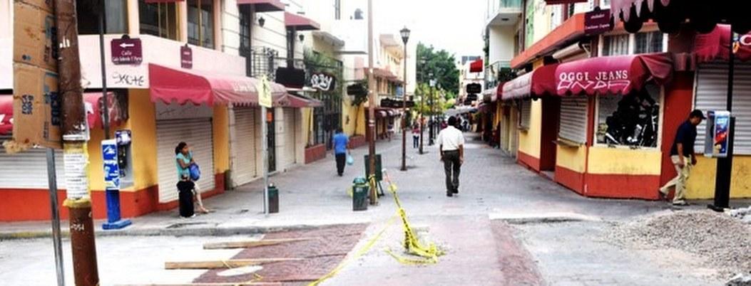 """El 2017, año """"muy malo"""" para negocios en Chilpancingo: Canaco"""