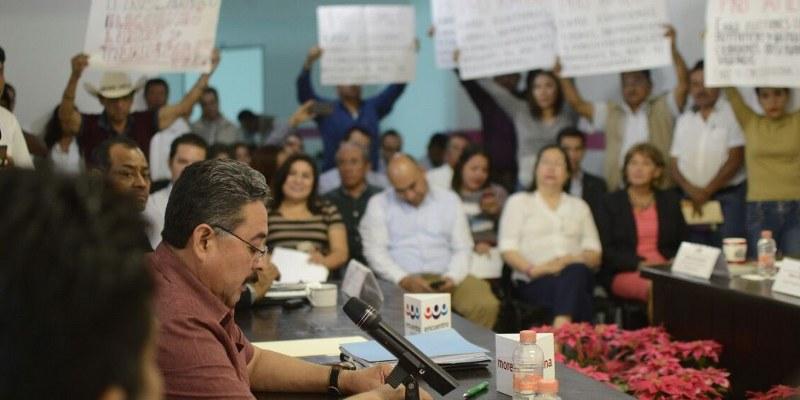 Exigen elecciones limpias el llamado grupo ProAMLO en Guerrero