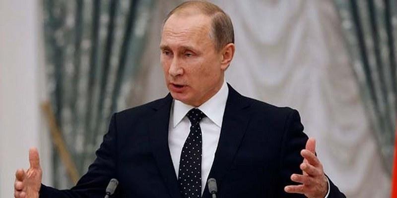 Putin ordena retirada de tropas rusas  en Siria