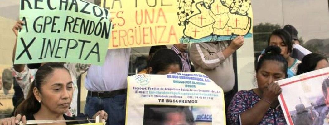 Guerrero: posponen diputados nombramientode fiscal en desaparición