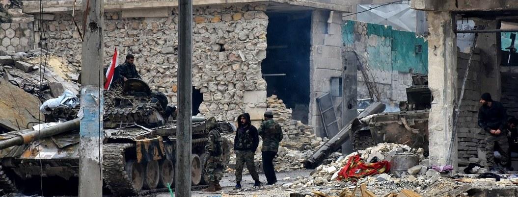 Bombardeos en la provincia de Siria deja 19 muertos
