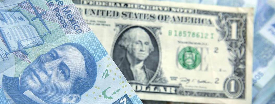 Dólar repunta a 21 pesos; BMV y petroprecios se debilitan