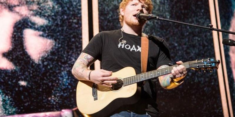 Ed Sheeran el artista más visto de Spotify en 2017