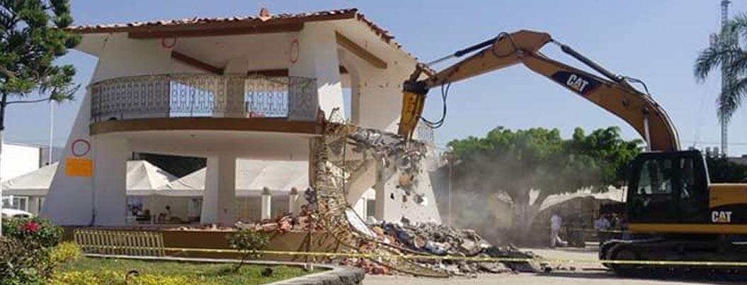 #Sismo19S Burocracia frena reconstrucción en Morelos