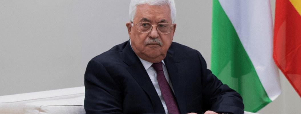 Crimen de Trump impide negociaciones de paz en Medio Oriente: Abbas