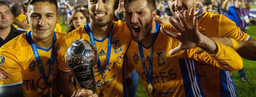 Medallas de la Liga MX a la venta en internet