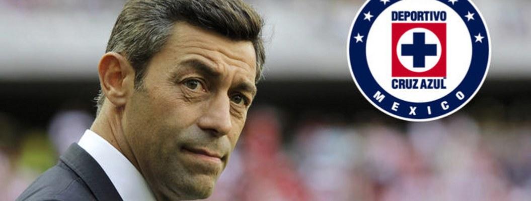 Pedro Caixinha ya es técnico del Cruz Azul