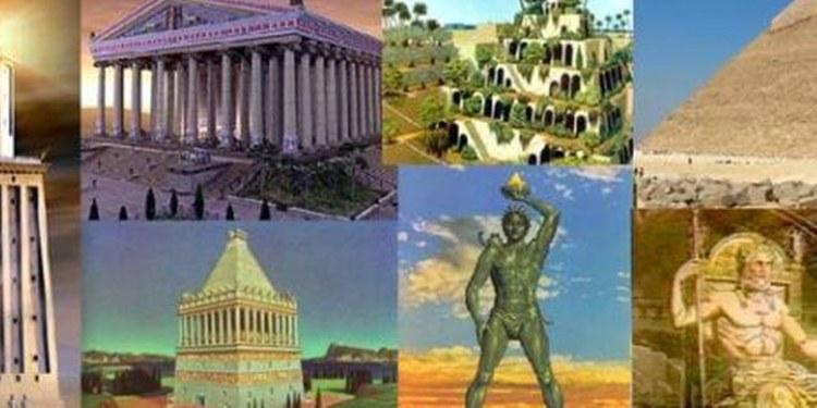 7 maravillas del mundo antiguo7 maravillas del mundo antiguo
