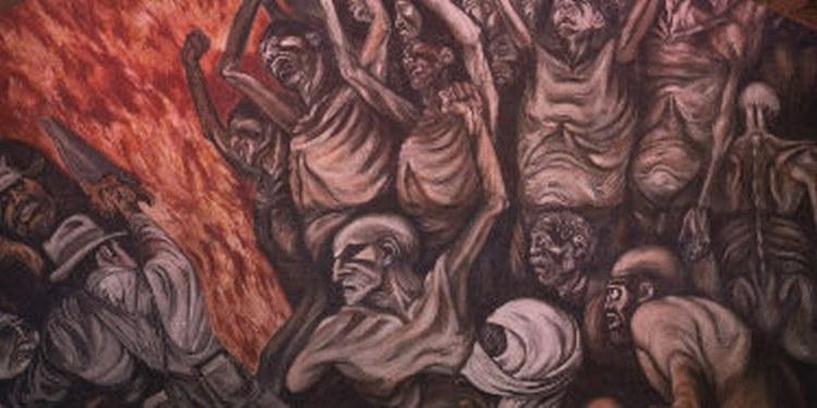 Murales de Clemente Orozco