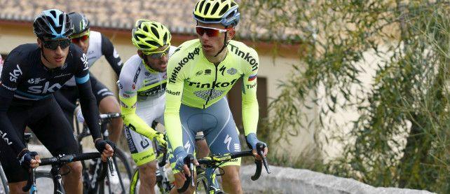Ciclistas Matzka y Da Silva Ramos son suspendidos
