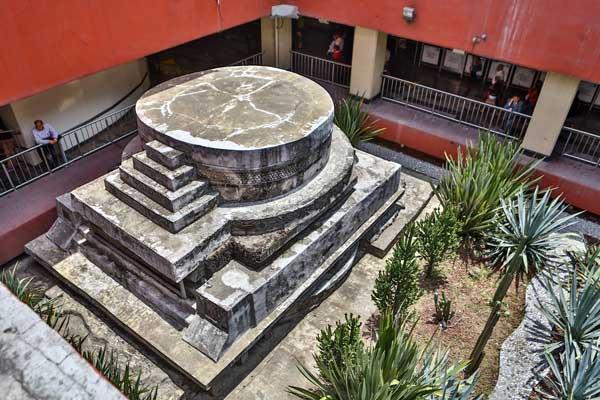 ¿Sabes dónde está la zona arqueológica más pequeña de México? 2