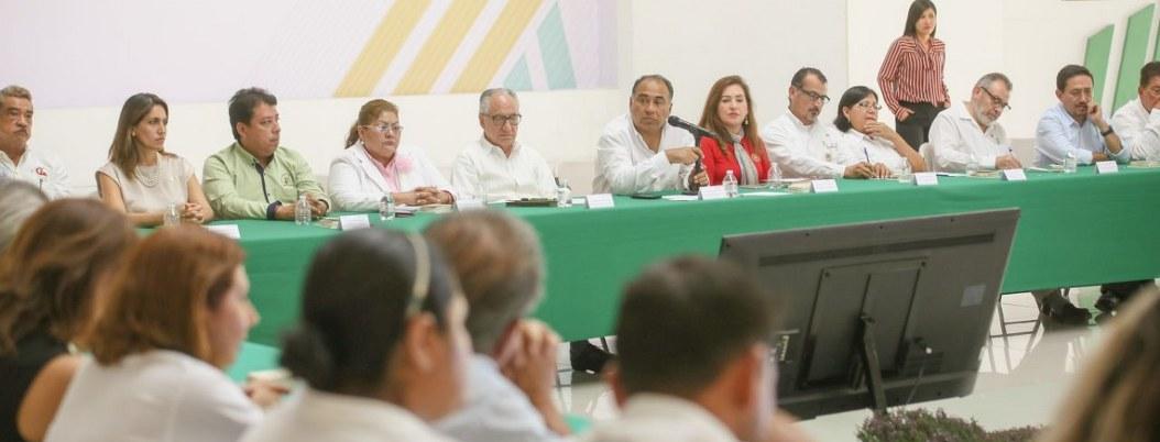 Astudillo anuncia inicio del reforzamiento de la seguridad en Chilapa 1