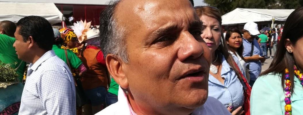 Añorve confía en elecciones democráticas y pacíficas en el PRI