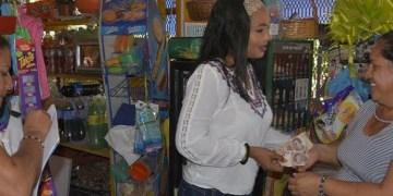 Candidata perredista se adelanta a campaña electoral en Guerrero 5