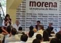 Morena ajustará el género encinco municipios y dos distritos locales 12