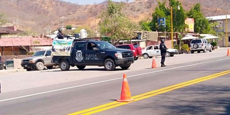 Despliegan operativo de seguridad en las 7 regiones de Guerrero 1