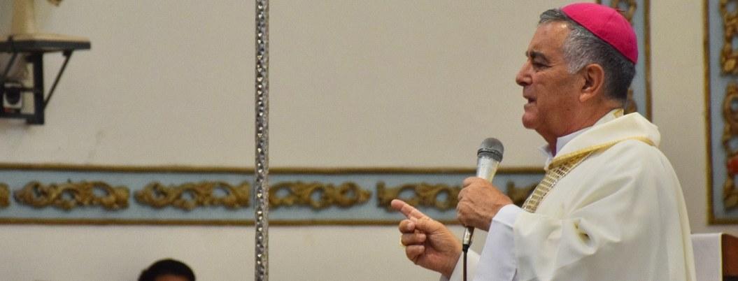 Obispo Salvador Rangel