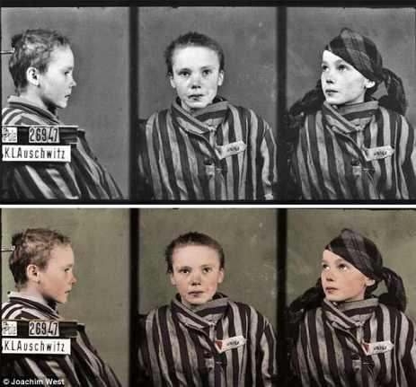 Víctima del holocausto